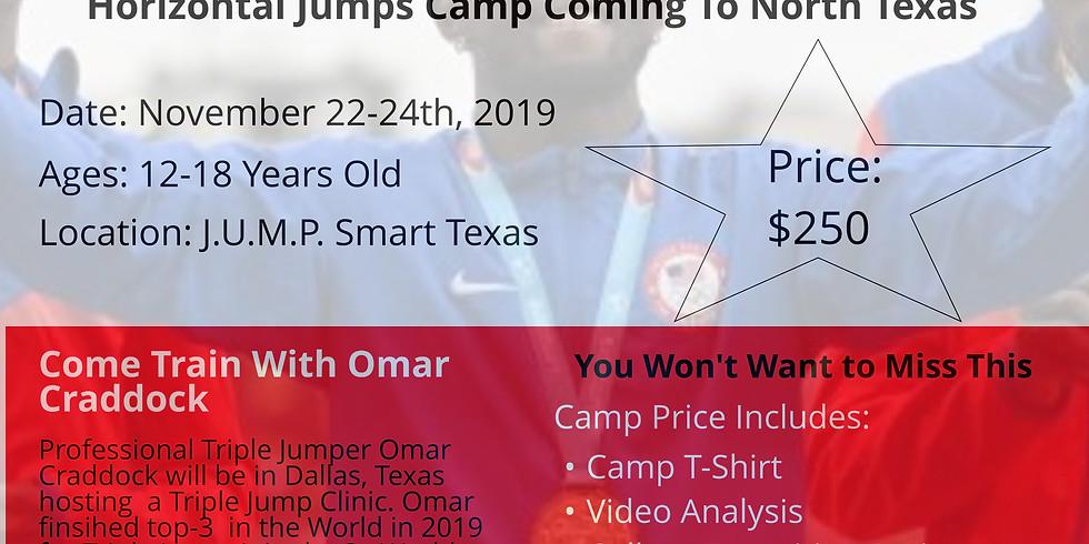 J.U.M.P Smart Texas Jumps Camp