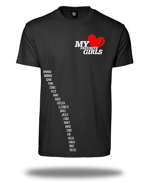 My favorite Girls Shirt