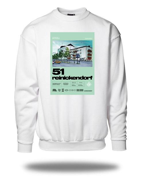 Reinickendorf 51 Sweatshirt