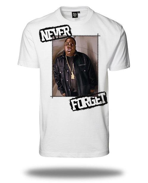Never Forget - BIGGIE SMALLS Shirt