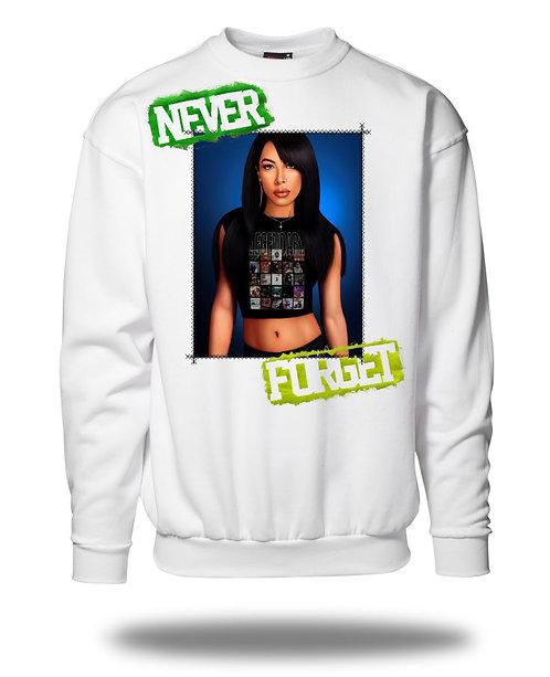 Never Forget - AALIYAH Sweatshirt