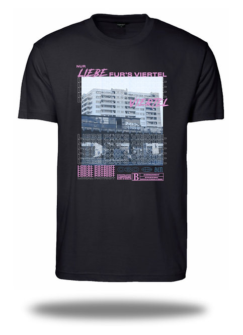 Nur Liebe für´s Viertel Shirt