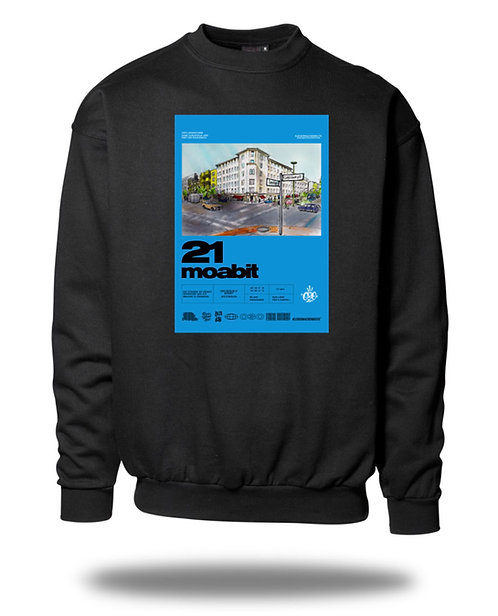 Moabit 21 Sweatshirt