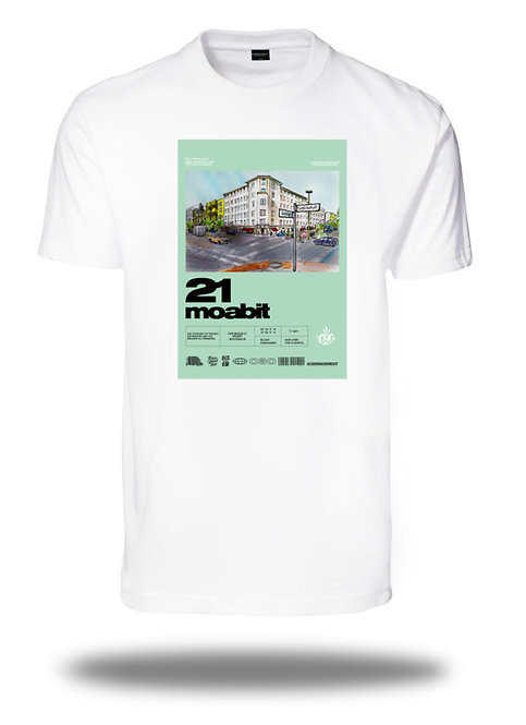 Moabit 21 Shirt