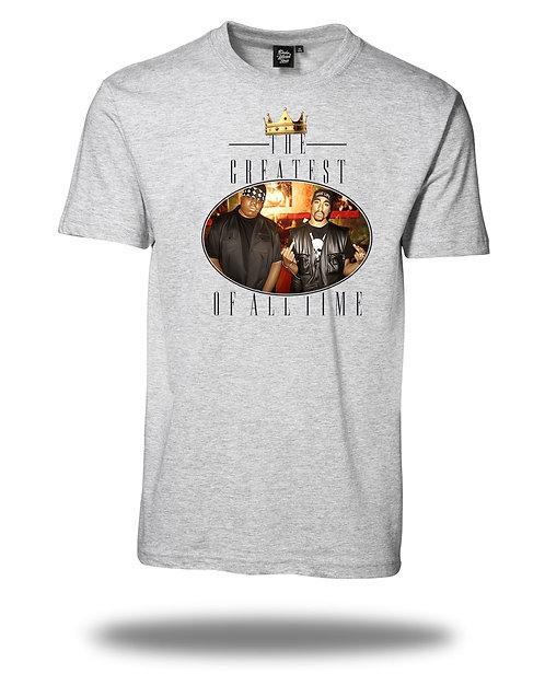 G.O.A.T. - Biggie & Pac Shirt