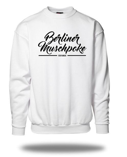 Berliner Muschpoke Sweatshirt