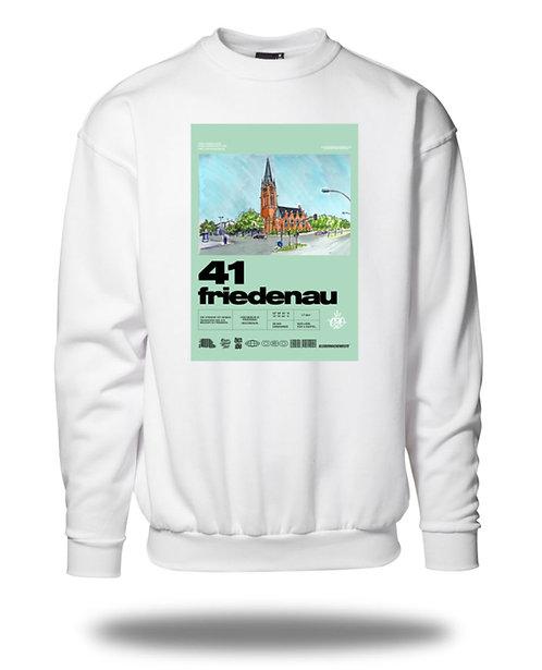 Friedenau 41 Sweatshirt