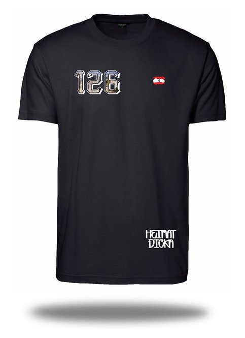 "126 Shirt ""Represent"""