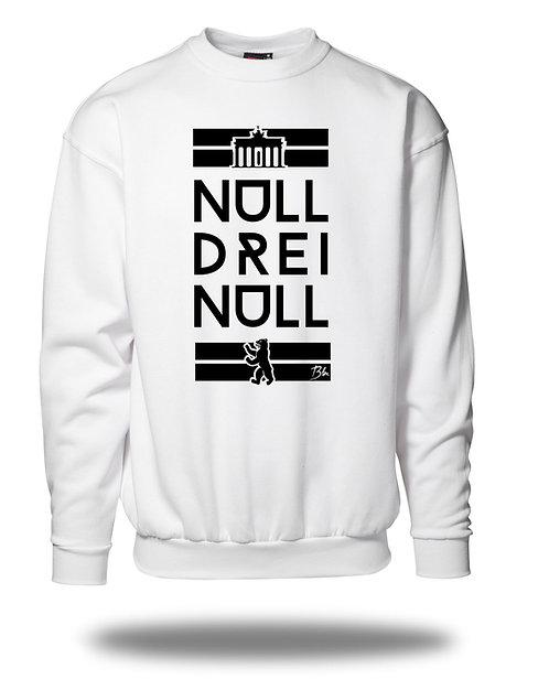 Null Drei Null Sweatshirt