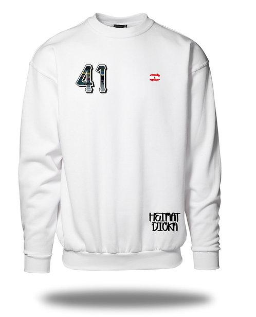 "Sweatshirt ""Represent"" Friedenau"