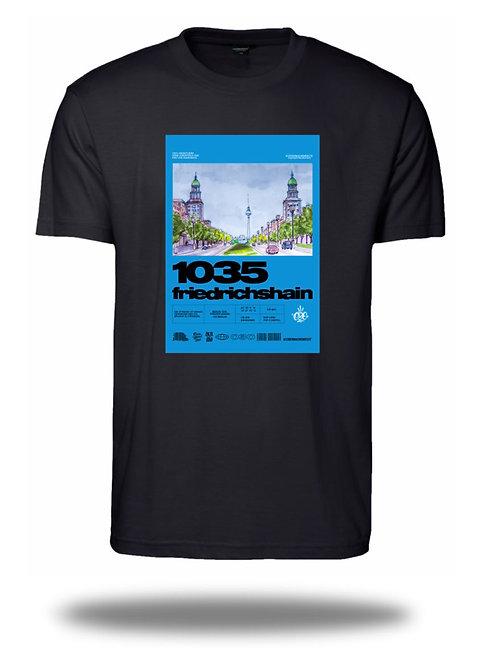 Friedrichshain 1035 Shirt