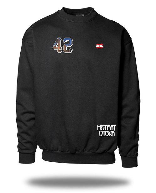 "Sweatshirt ""Represent"" Tempelhof"