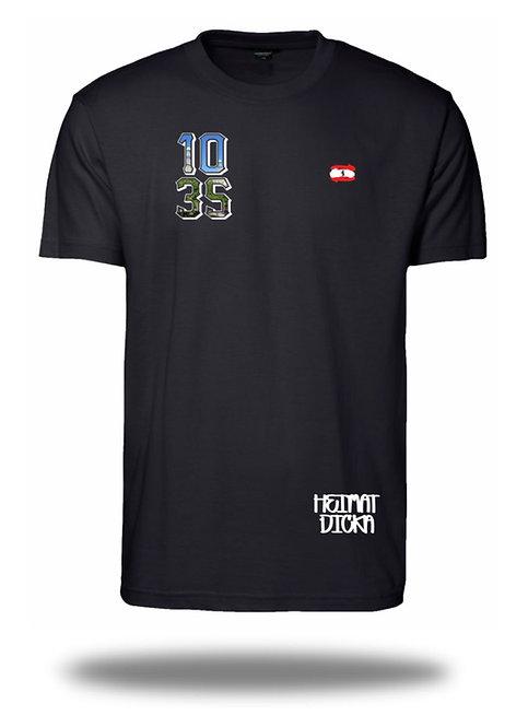 "1035 Shirt ""Represent"""