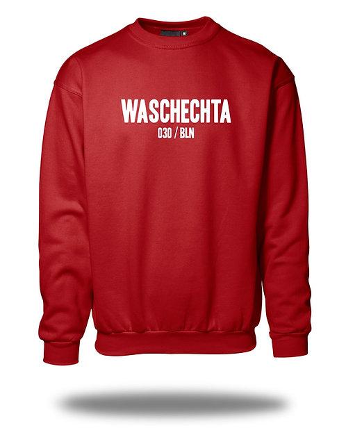 WASCHECHTA Pullover - 030 / BLN