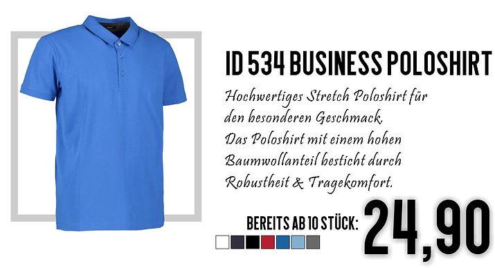 Sonderangebot_Poloshirt_Großhandel_Beruf