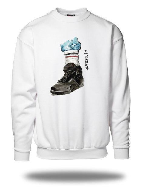 Jeans + Socken = ❤ Sweatshirt