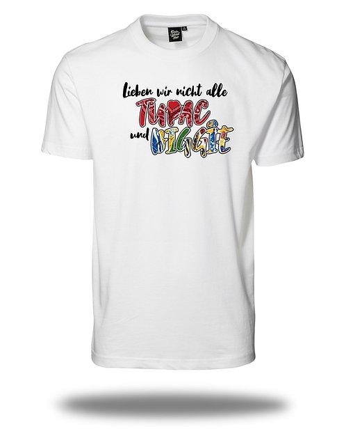 Lieben wir nicht alle TUPAC & BIGGIE Shirt