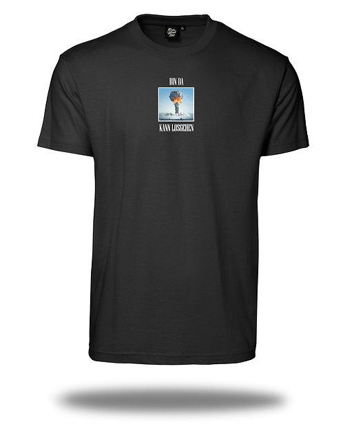 Bin da, kann losgehen Shirt 🔥