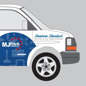 MJ Frick Passenger Artwork