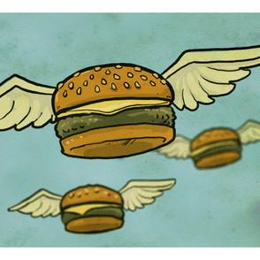 Burger Poster 2