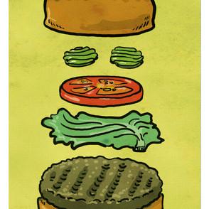 Burger Poster 1