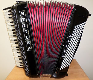Beltuna Euro IV, Italian Accordion, Hand Made