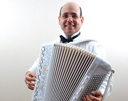Accordion Player Pablo De Vincenzo