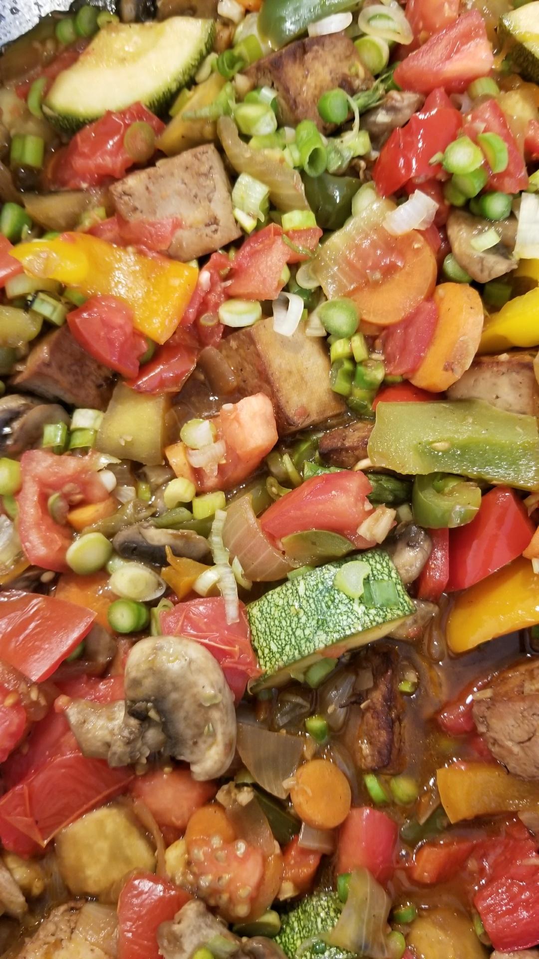Curso Cocina Vegetariana Int. 4/2018