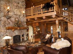 Log loft