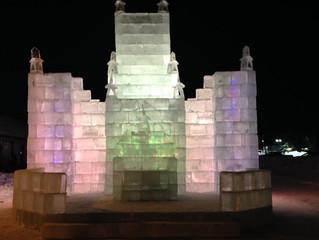Eagle River Ice Castle