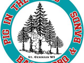 St. Germain Pig in the Pines