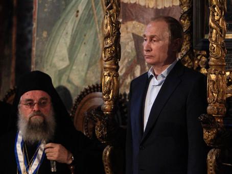 La nueva ley de religión rusa restringe las libertades ¿Y a nosotros, qué?