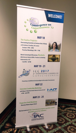 I-ACT at #ICCmiami2017 at a glance