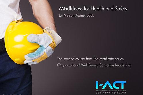 Mindfulness for Health & Safety   Mindfulness para Bem-Estar e Seguranca