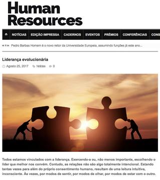 Liderança evolucionária (Human Resources magazine)