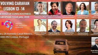 Live from Lisbon: Edge of Consciousness summit with I-ACT and friends