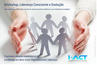 Workshop: Liderança Consciente e Evolução, Evoramonte + ONLINE, 19 de Novembro (1o. Curso do Certifi