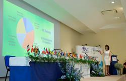 Nanci at ICC conference