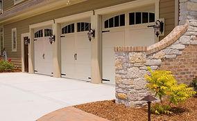 CHI Carriage House Door