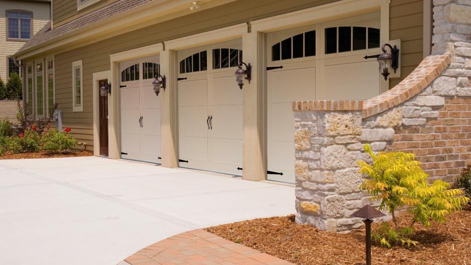 Estimate - New Garage Door