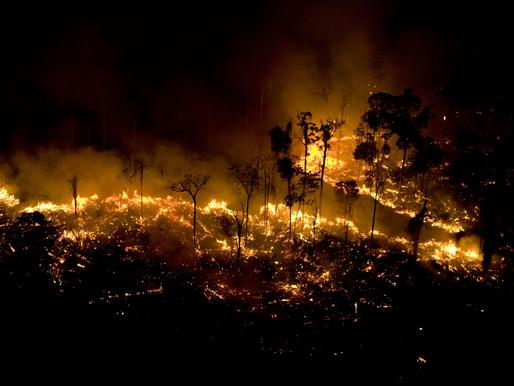 A estação mais seca do ano como um lembrete para um problema recorrente