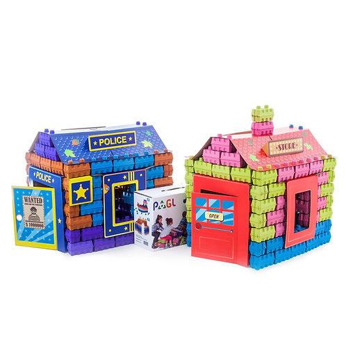 Police + Shop