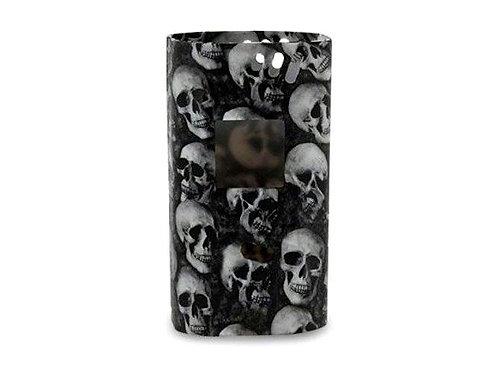 Smok Alien 220W Sleeve aus Silikon / Black Skull