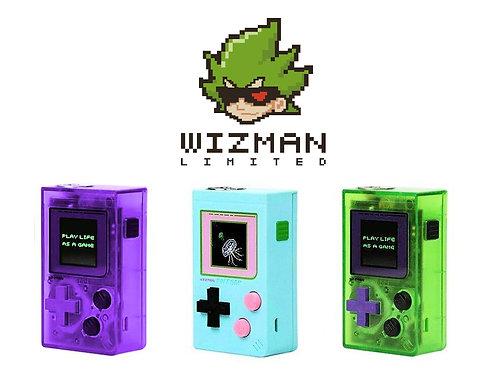 Wizman Puff Boy 200W / Purple Haze, Blue oder Green