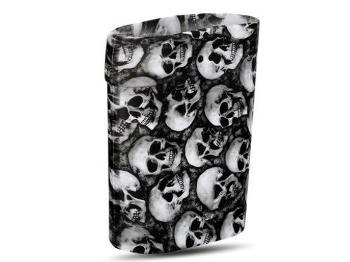 Smok G320 Sleeve aus Silikon / Black Skull