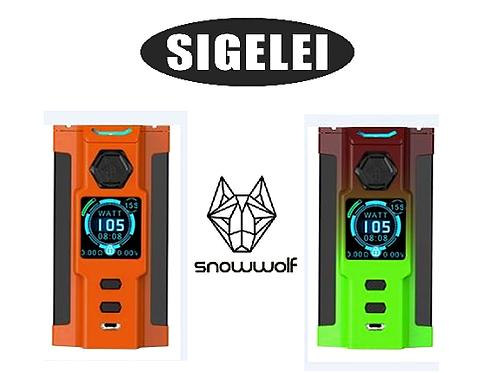Sigelei Snowwolf VFENG-S 230W / Orange oder Rot-Grün