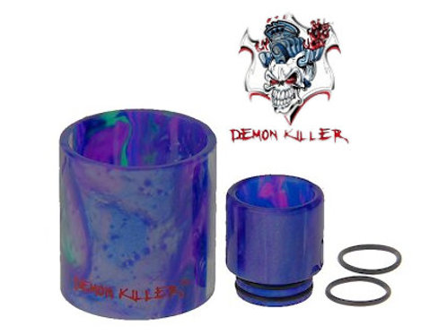 Demon Killer Tank + Drip Tip Kit für Smok TFV8 Cloud Beast / Zufallsfarbe