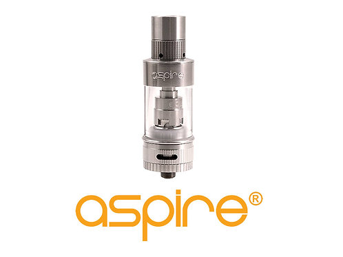 Aspire Atlantis 2 Atomizer 3ml / Silber