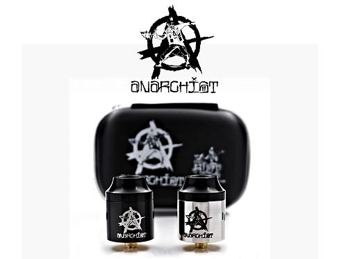 Anarchist  by Digiflavor Riot / Schwarz oder Silber