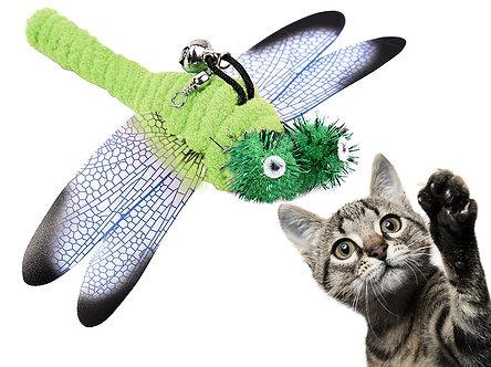 Ersatz-Anhänger für Spielangel 'Dragon-Fly' / Grün